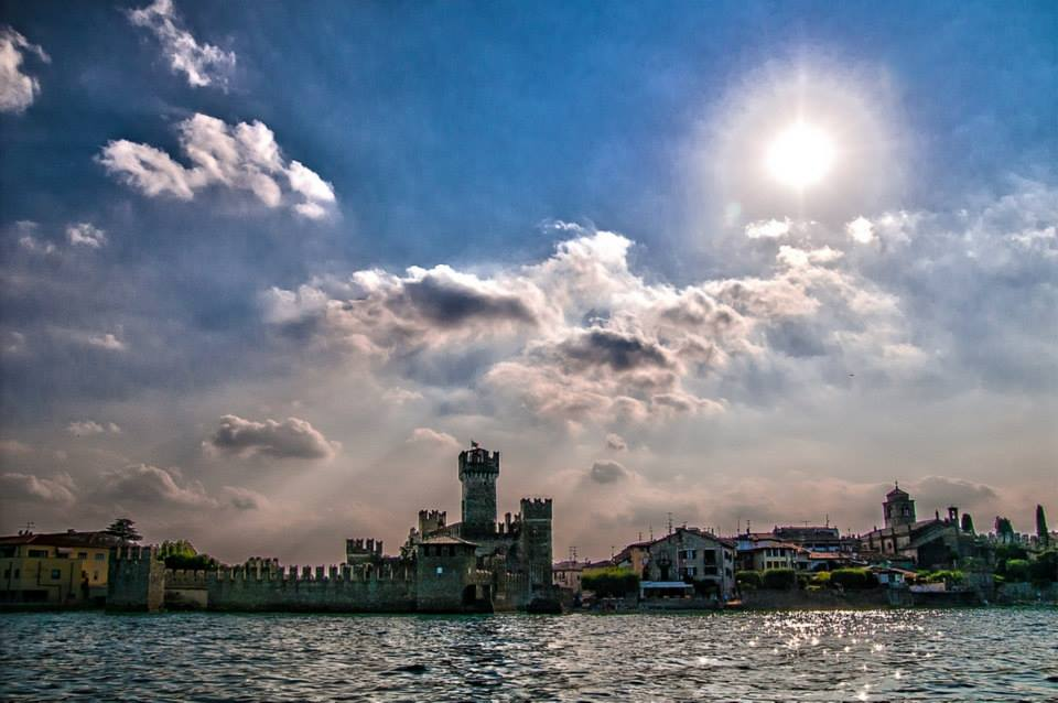 La fantastica visione del lago di Roberto Belotti (Muscoline, BS)