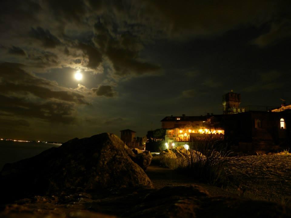 Notte di luna piena di Ivan Luigi Spazzini (Desenzano del Garda)